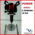 Power Benzinli  Kırıcı Hilti  18,5 KG