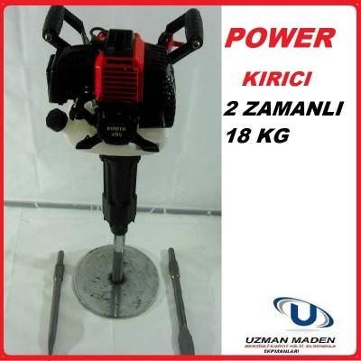 POWER BENZİNLİ HILTI KIRICI 18,5 KG
