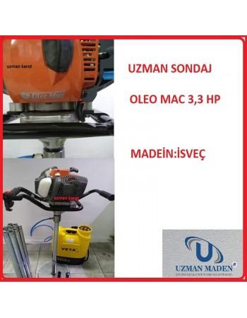 OLEO MAC 3,3 HP 51,7 cc BCF 530  1234567891234