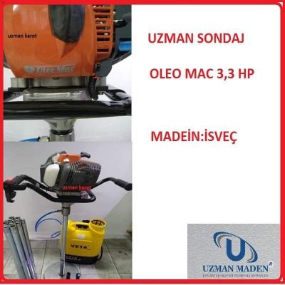 OLEO MAC 3,3 HP 51,7 cc BCF 530