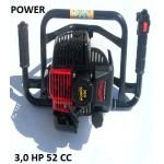 Power Güç  3 HP El Sondajı